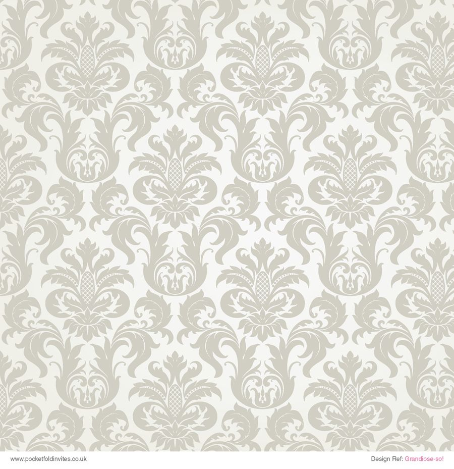 patterned paper grandiose